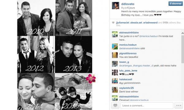 ▬ Derniers news sur Demi Lovato ▬