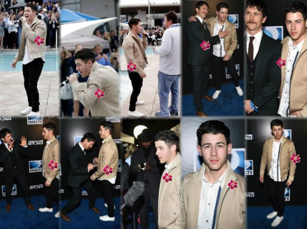 → Derniers news sur Nick Jonas & Bonus sur Logan Lerman
