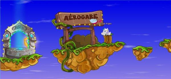 Aérogare zone 52