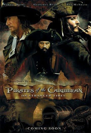 Pirates des Caraïbes 4 : découvrez la scène d'ouverture !