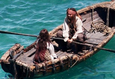 Tournage Pirates des Caraibes : On Stranger Tides