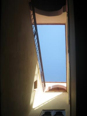 THE RIAD IN ENGLISH