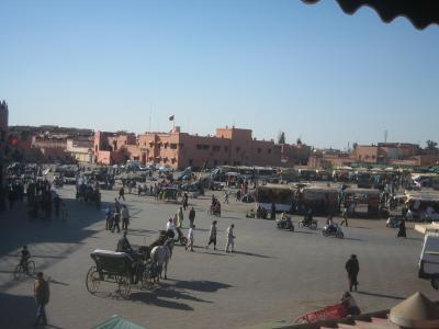La Place Jemaa El Fna