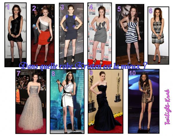 Kristen Stewart sous toutes les coutures