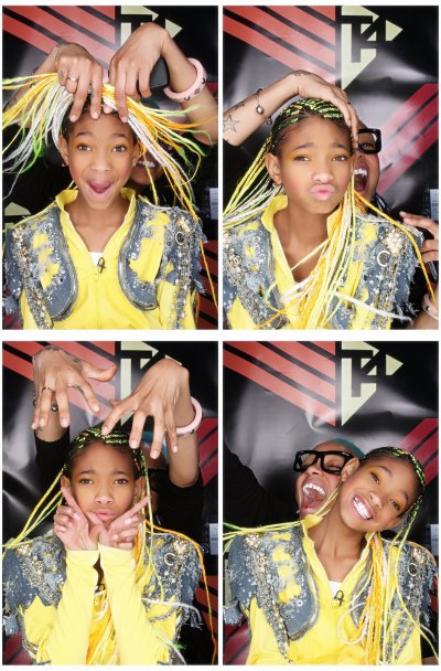 hééé les tourné de willow smith hé hé