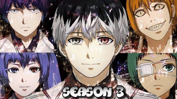 tokyo ghoul saison 3