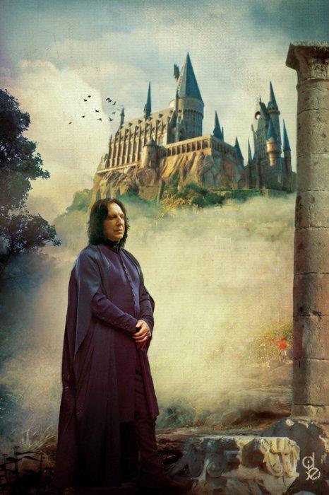 Team Severus Snape.