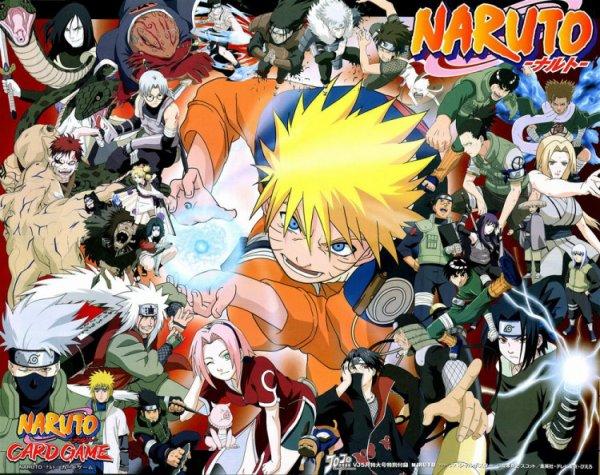 Naruto  ||  Naruto Shippuden