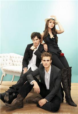 ➜ Les rumeurs avaient annoncées que The Vampire Diaries débarquerait sur TF1 en Septembre 2010 mais c'est finalement le groupe Canal + ( Canal + Family ) qui obtiendra les droits de diffusion bien avant - la série est diffusée sur la chaîne tous les dimanches à 20h45 -. On se posait bien des questions quant à la date de diffusion en clair sur TF1... Ce sera concrètement en 2011 que la série arrivera sur une chaine non payante. Patience donc...