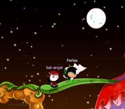 Perla et moi :)
