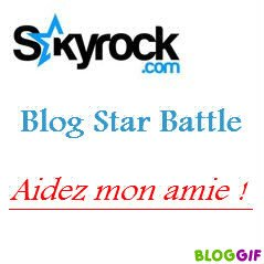 Blog Star Battle