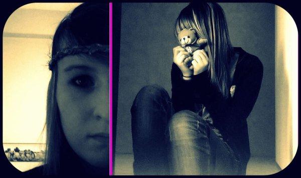 J'aimerai une chose, juste une seul, pouvoir une bonne fois pour toute t'oubliez !