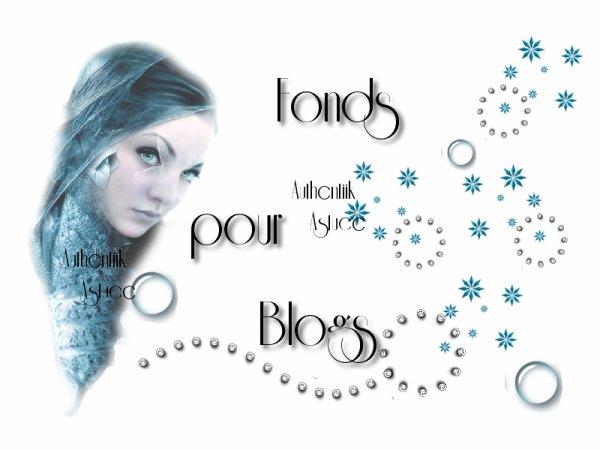 Fond pour blog