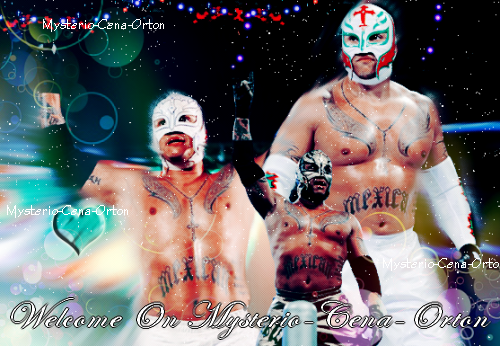 Welcome On Mysterio-Cena-Orton