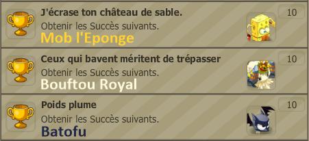#3 - Encore des donjons, succès, titres / ornements et le niveau 70.