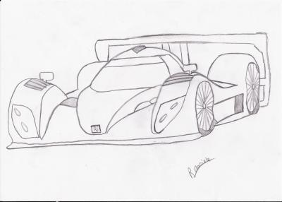 Voiture de course dessins de voiture tuning conzept - Dessin de voiture tuning ...