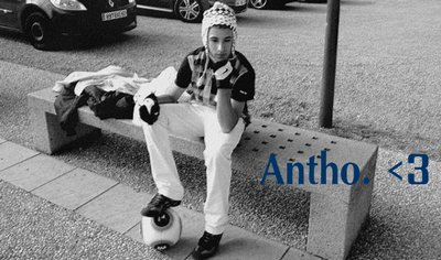 Antho, un petit bout homme à qui on donné des ailes ..♥