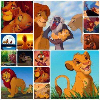 LE ROI LION LE ROI LION 2 : L'HONNEUR DE LA TRIBU LE ROI LION 3 : HAKUNA MATATA