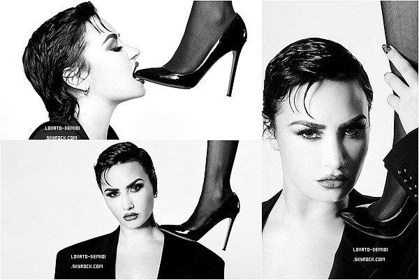 03/08/21 - Nouvelles photos de Demi photographié par  @tylershields