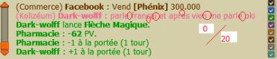 Screens humouristiques ( Dofus, 1er recruteur de comique Français )