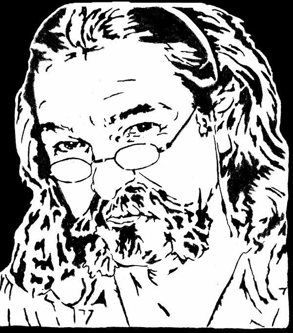 Portrait d'un grand chantourneur