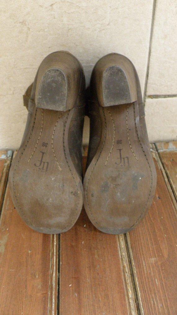 boots bottines zara cuir style isabel marant