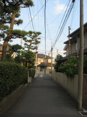 Les rues