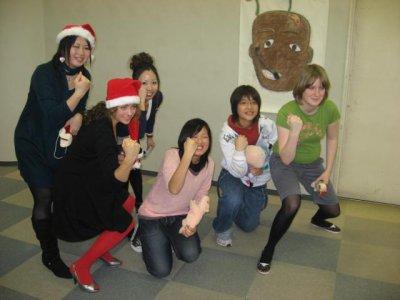 Chrismas Party _ 23 Decembre 2007_