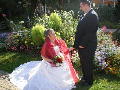 nous voila mariés