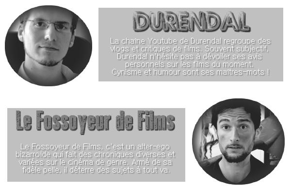 ■ Rubrique Cinéma ■