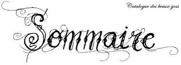 ▲ Sommaire▲