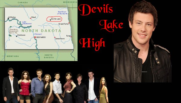 Devils Lake High