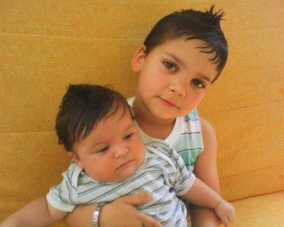 mes 2 bebe