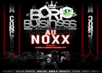 BARIOSARD AU NOXX !!