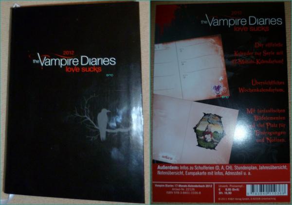 """* Une rentrée sous le signe de """"The Vampire Diaries"""".*"""
