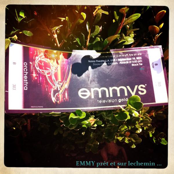 * Nouvelles photos des Emmy Awards 2011. *