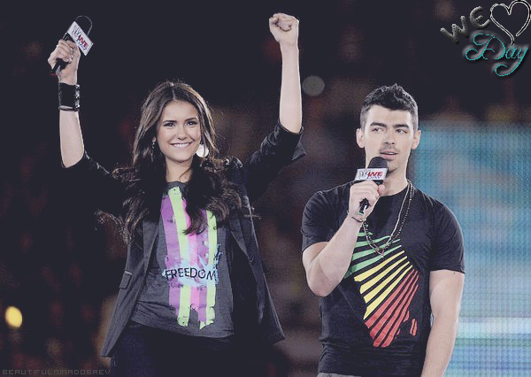 *  We Day + New Music Live + Photos Twitter + Vidéo promo 3x04. *