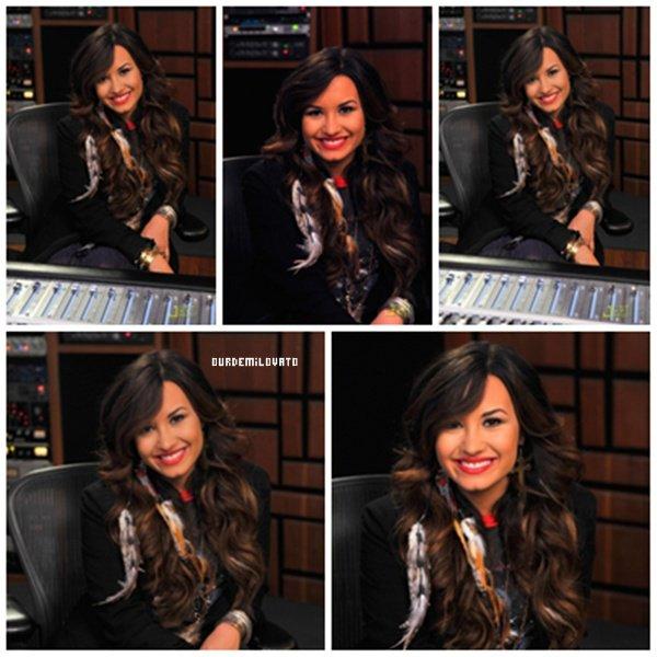 21.07.2011 : Demi Lovato a L.A pour se rendre a un  studio d'enregistrement