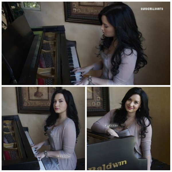 Découvrez Le PhotoShoot De Demi Lovato Du Magasine People 2011