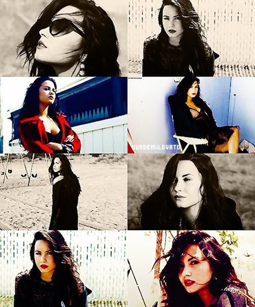 02.08.2011 : Demi Lovato a était apperçu au salon de coiffure