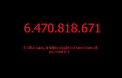 6 Billion Souls Van Oth