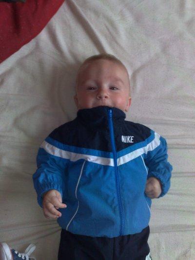 mon neveux d'amour nayan <3<3<3<3<3<3