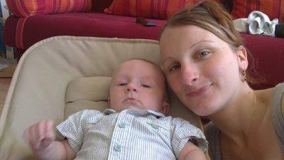 trop belle ma serette d'amour et sont fils nayan  :)))))) <3
