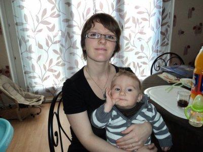 trop belle ma serette et mon neveux d'amour nayan  :)))) <3<3<3<3