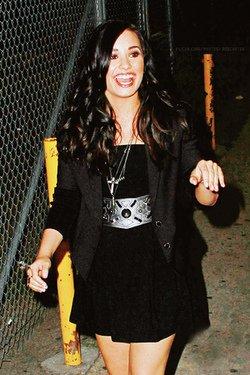 la gagnante de la semaine était ''Demi Lovato'' !