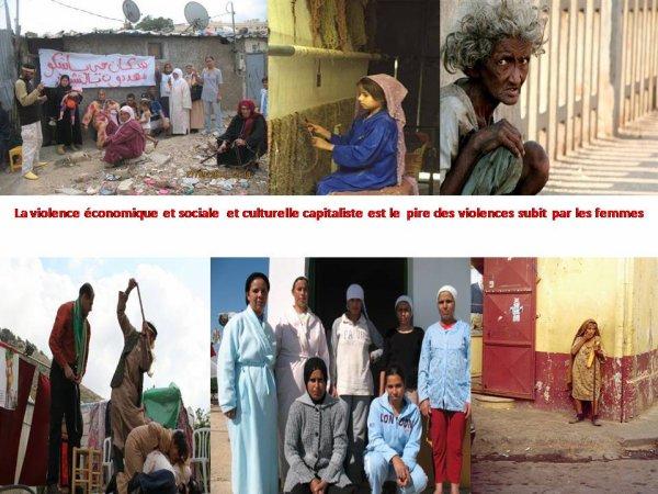 La violence multidimensionnelle contre les femmes