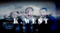 k.west de retour / touche pas ma libérté (2010)