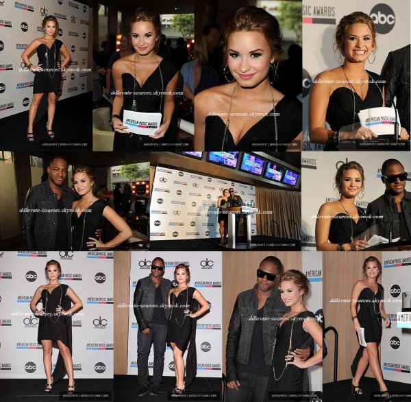 American music awards 2010 nomination press conference