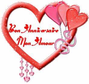 Joyeux Anniversaire Ma Femme Je T Aime Te Ma Vie Ma Vie