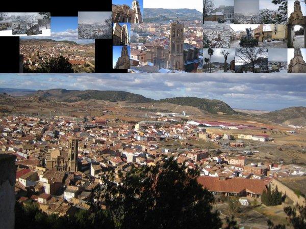 ANDORRA (Teruel) , PRESENTACION
